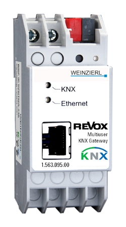 Multiuser KNX Gateway