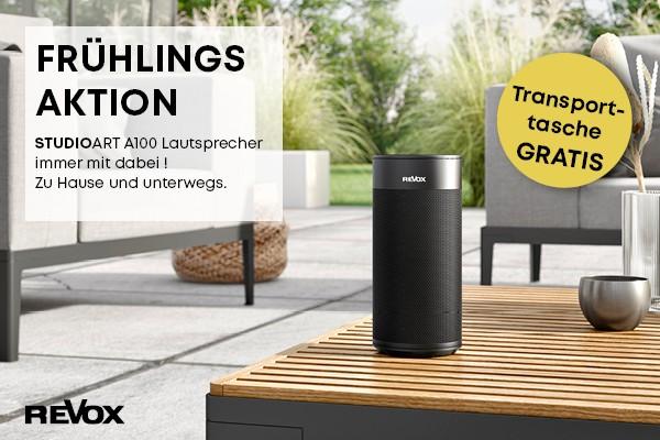 Revox-News-STUDIOART-A100-Lautsprecher-Aktion-Transporttasche-gratis