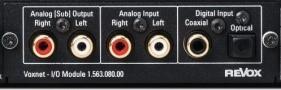Multiuser I/O Modul